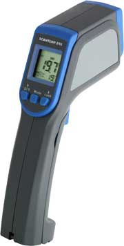Infrarot- Thermometer STemp 898HR
